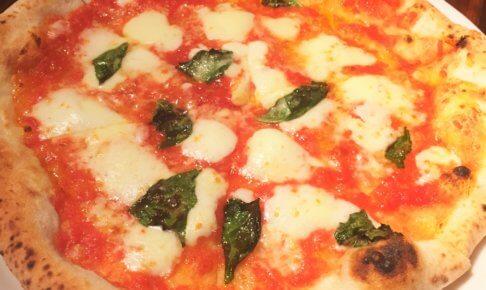 「Pizzeria Bar Trico」の「マルゲリータ」580円!モチモチ生地の本格ナポリピッツァをリーズナブルに楽しめる☆