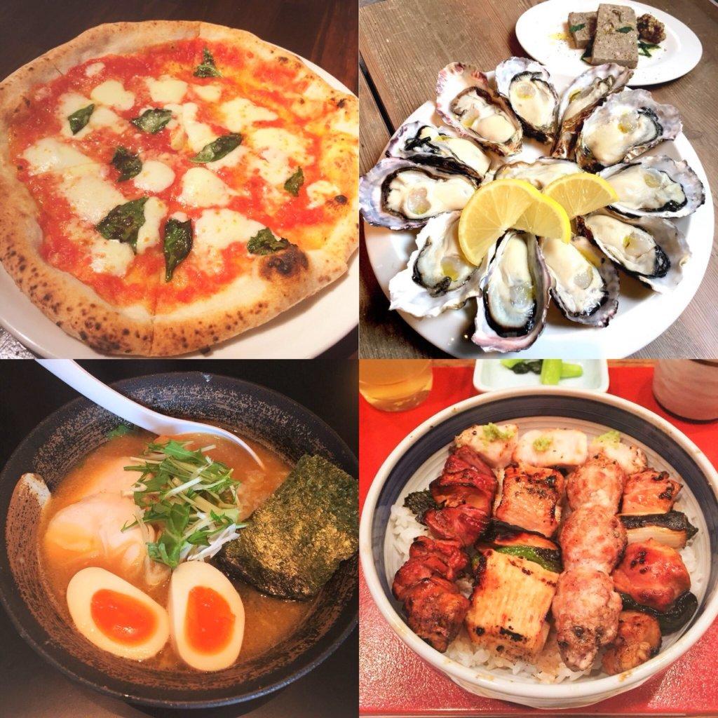 銀座・新橋・浜松町エリアにはおすすめの美味しいお店が沢山あります♪