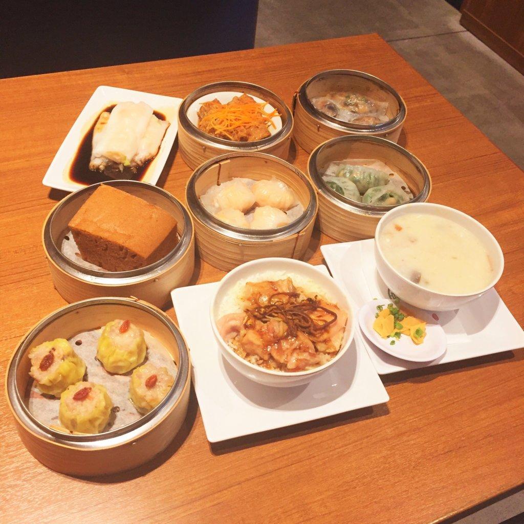 世界一安いミシュランレストラン「ティム・ホー・ワン(添好運 / Tim Ho Wan)」の点心