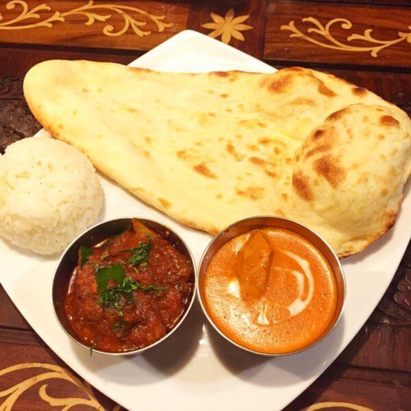 銀座8丁目の北インド料理専門店「アナム」も落ち着いた雰囲気のなか美味しいカレーが楽しめるのでおすすめ☆
